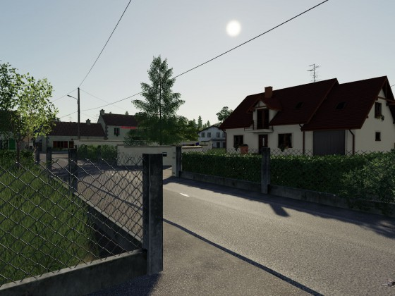Village Le roule