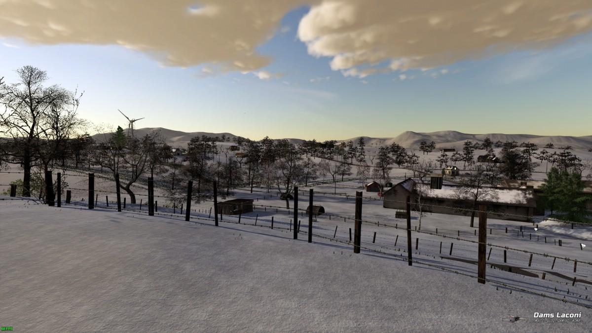 Un hiver en France