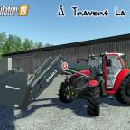 FS19 - TRAVAIL À LA NOUVELLE FERME - FARMING SIMULATOR 19