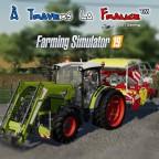 FS19 - 🗺️ À Travers La France™ 🇫🇷 WIP by LBDT Gaming - FARMING SIMULATOR 19