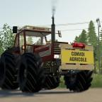 Cadre palette Convoi Agricole